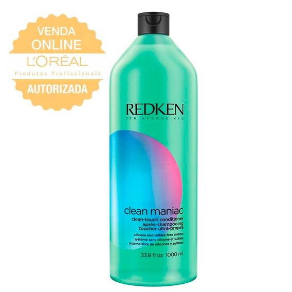 Condicionador Redken Clean Maniac 1000ml