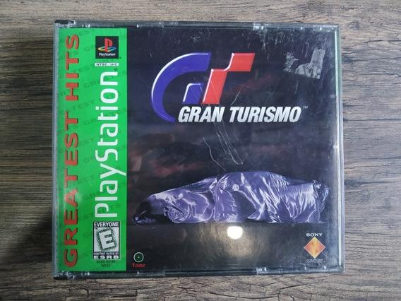 Gran Turismo 1 Original Americano Playstation+ Brinde