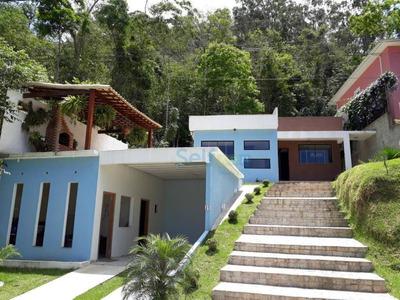 Casa Residencial Para Locação. - Ca0058