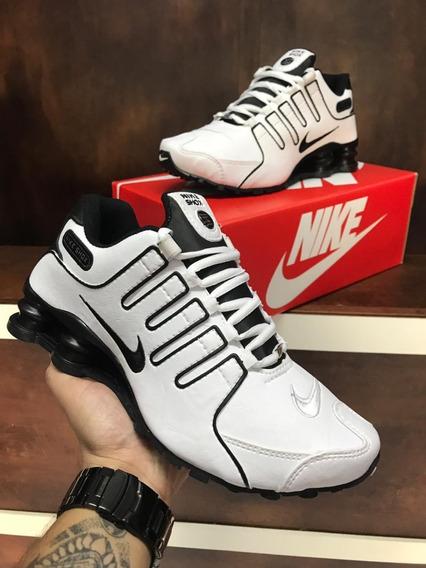 Tenis Nike Shhox Nz Varias Cores Pronta Entrega
