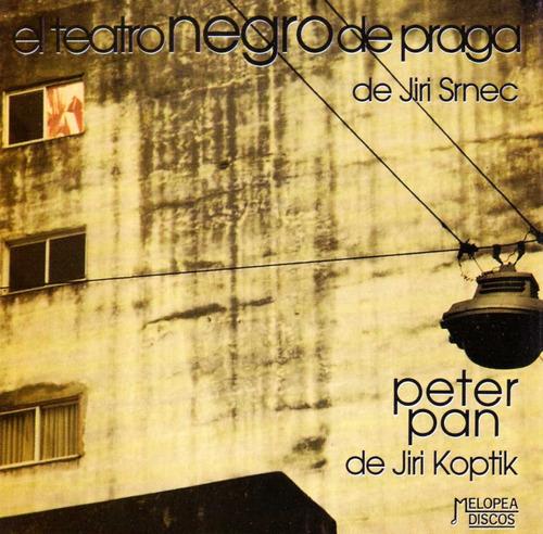 Teatro Negro De Praga - Peter Pan - Cd