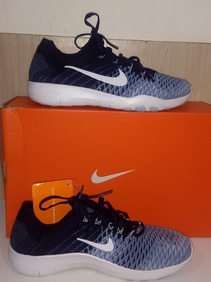 Tênis Nike Free Tr Flyknit 2 Indigo
