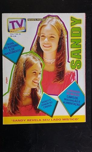 Revistas Antigas Sandy E Junior( Cada Unidade)