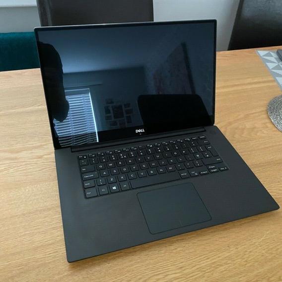 Dell Xps 9570 - 1 Ano De Garantia Premium.