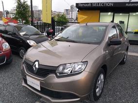 Renault Nuevo Logan Authentique Con Aire Acondiccionado