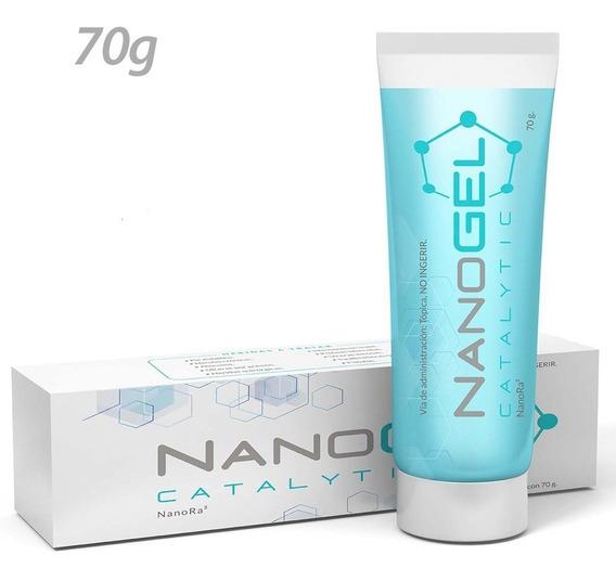 Nanogel 70g Tratamiento Pie Diabetico Y Heridas Cronicas