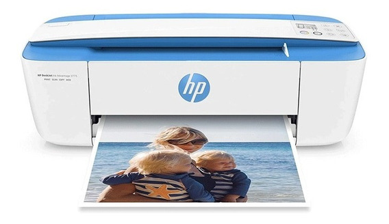 Impresora Multifuncion Hp Deskjet 3775 Wireless Zonatecno
