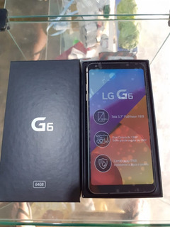 Lg G6 64gb 4gb Ram H870i Em Perfeito Estado