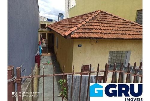 Imagem 1 de 9 de Casa Terrea Localizada No Gopoúva