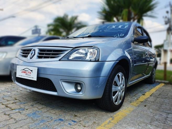 Renault Logan Privilège 1.6 8v Hi-torque Flex Manual
