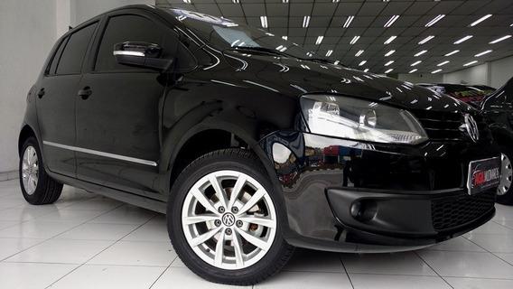 Volkswagen Fox Prime 1.6 Único Dono 2011 Preto