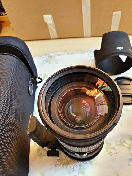 Sigma 50 - 500mm F4 - 6.3 P/ Nikon
