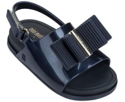 Mini Melissa Beach Slide Sandal + Jason Wu * Lançamento Orig
