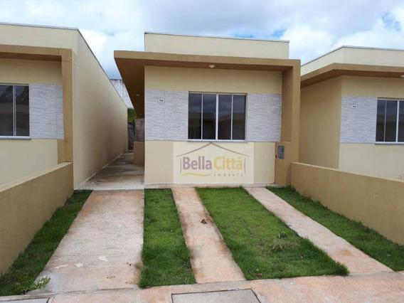 Casa Terreá Em Village Para Venda Por R$ 225.000 - Parque Olímpico - Mogi Das Cruzes/sp - Ca0619