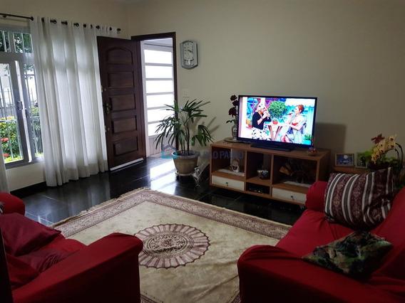 Casa Térrea Com Edícula Enorme, Quintal, Terraço, 4 Vagas Jardim Saúde 750 M Do Shopping Plaza Sul. - Bi23776