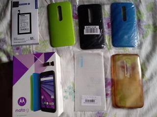 Motorola G3 - Partes