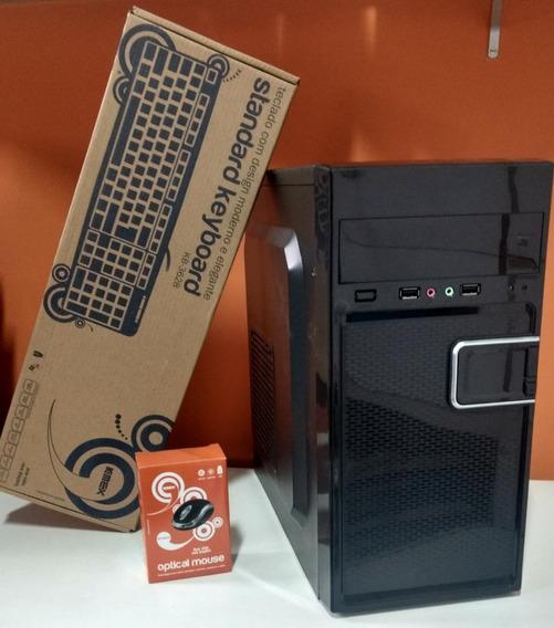 Computador Completo Cpu I3 3.2ghz 4gb Hd 500gb