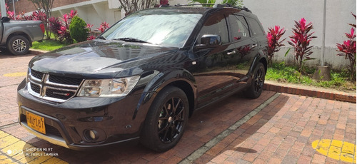 Vendo Hermosa Dodge Journey R/t Awd 4x4 7 Psj Cuero Sun Roof