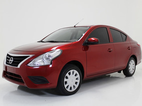 Nissan Versa 1.0 12v Flex S 4p Manual Zero De Entrada