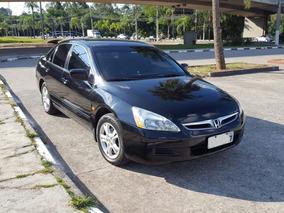 Honda Accord 2006/pneus Novos/mecânica Original/2006 -barato