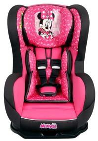 Cadeira Auto Bebê Minnie Paris Primo Reclinável 0 A 25 Kg