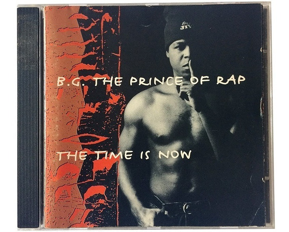 Cd B. G. The Prince Of Rap - The Time Is Now (frete Incluso)