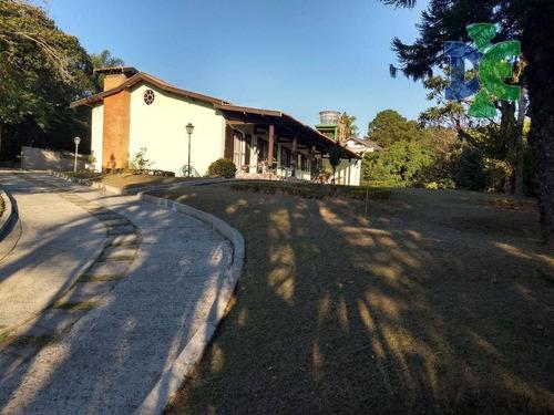 Imagem 1 de 20 de Chácara Com 3 Dormitórios À Venda, 3980 M² Por R$ 945.000,00 - Condomínio Lagoinha - Jacareí/sp - Ch0092