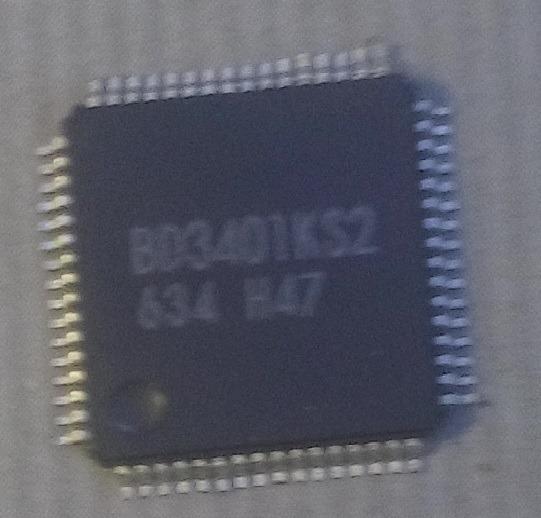 C I Ci Circuito Integrado Smd Bd3401ks2 Bd3401ks2