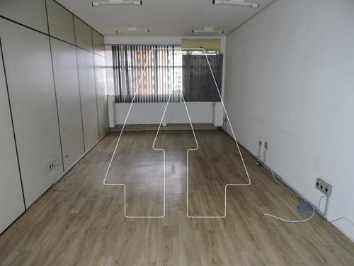 Imagem 1 de 6 de Salas Comerciais - Ref: V79802