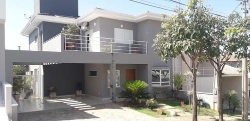 Casa Com 3 Dormitórios À Venda, 214 M² Por R$ 950.000,00 - Condomínio Villagio Di Napolii - Valinhos/sp - Ca0341