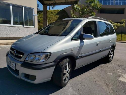 Imagem 1 de 10 de Chevrolet Zafira 2.0 Mpfi Elegance 8v Flex 4p Automático