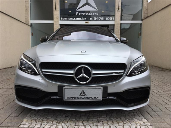 Mercedes-benz C 63 Amg 4.0 V8 Turbo Gasolina Sedan 4p Automá