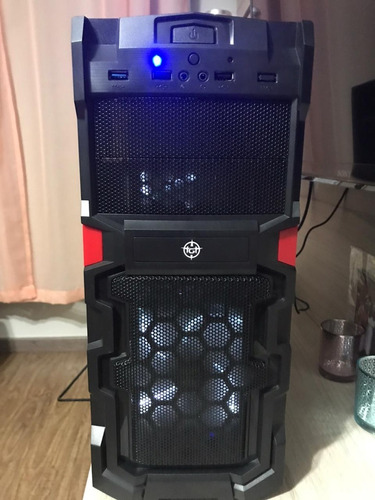 Pc Gamer I5 7400 - 16 Gb Ram - 8 Gb Gpu