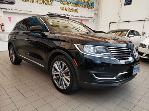 Lincoln Mkx 2016 5p Reserve V6/3.5/t Aut Awd