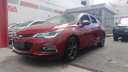 Chevrolet Cruze 5p Ltz At  2017