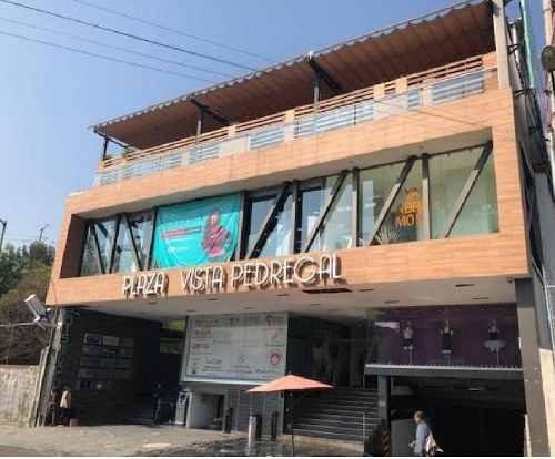 Local En Centro Comercial En Renta En El Pedregal / Coyoacán (distrito Federal)