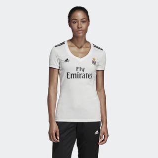 Camisa Original Feminina Real Madrid adidas 18/19 Cg0545