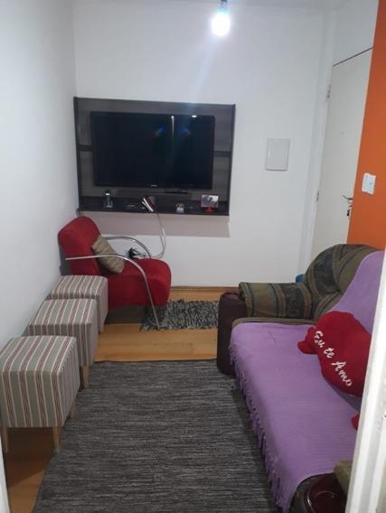 Apartamento 02 Dormitórios Iapi, 01 Vaga Fixa, Livre E Coberta - 1392 - 34280047