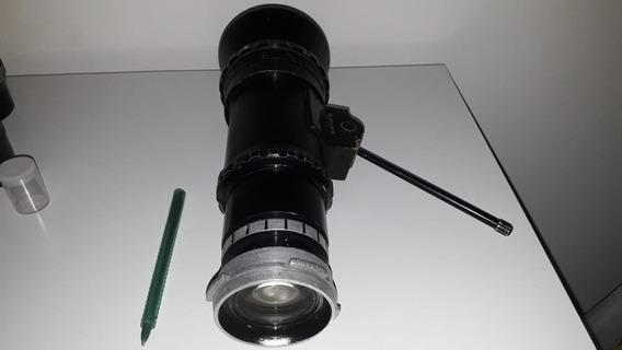 Lente Zoom Pan-cinor 38mm A 155mm.