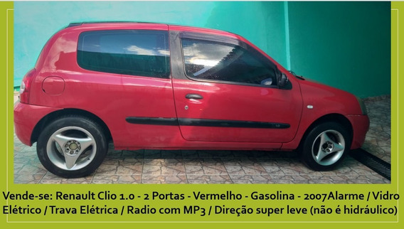 Renault Clio 1.0 8v Authentique 3p 2006
