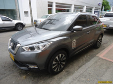 Nissan Kicks Advance Mt