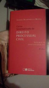 Curso Sistematizado De Direito Processual Civil 1 6ª Edição