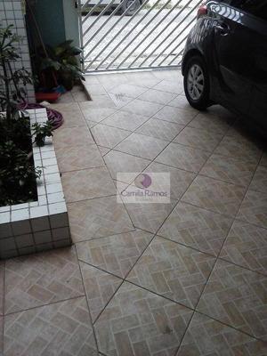 Sobrado Residencial À Venda, Jardim Márcia, Suzano. - So0105