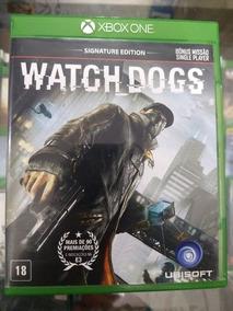 Watch Dogs Xbox One Midia Fisica Seminovo