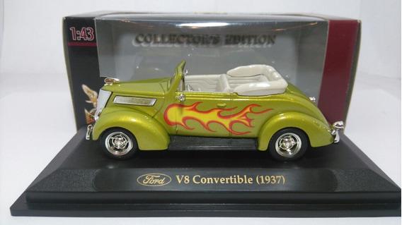 Ford V8 1937 1:43 Road Signature Milouhobbies A1736