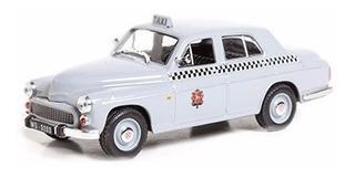 Miniatura Fso Warszawa 223 Táxi Marsaw 1965 - Escala 1/43