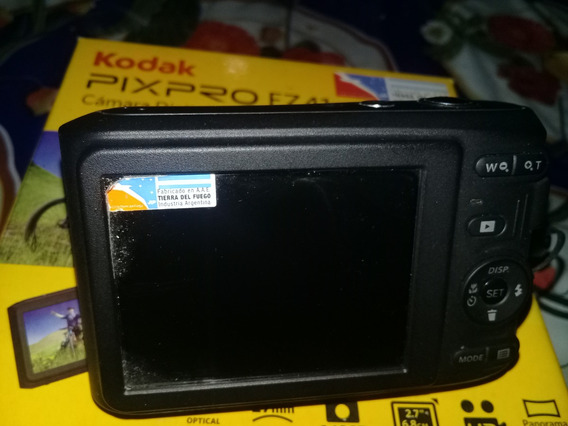 Cámara De Fotos Kodak Pixpro Fx41