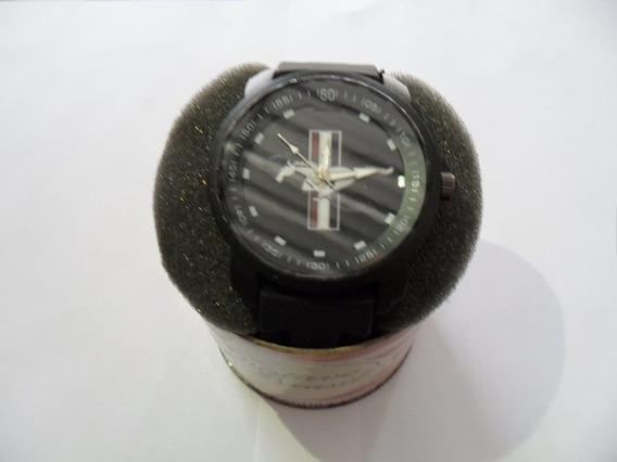 Relógio Com Tema Automotivo, Mustang