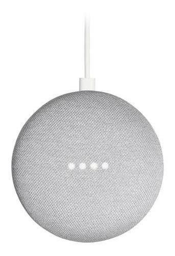Nest Mini 2ª Geração Smart Speaker - Com Google Assistente