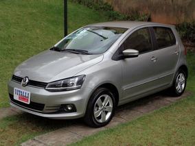 Volkswagen Fox Comfortline 1.6 Msi 8v Flex 2018 Prata